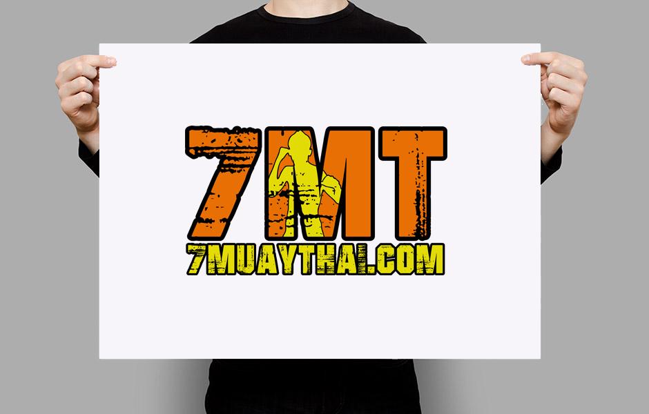 Logo 7Muaythai