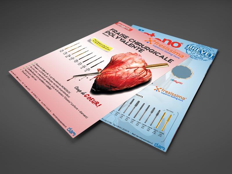 Brochure settore dentale