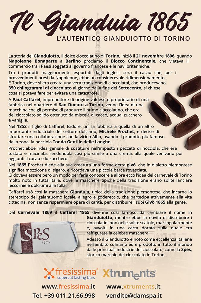 Brochure Gianduiotto Fresissima