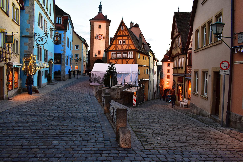 Rothenburg ab der Tauber