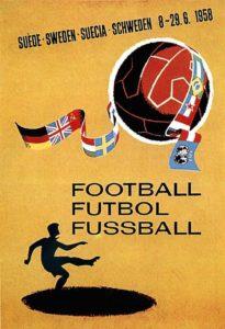 1958 World Cup Sweden