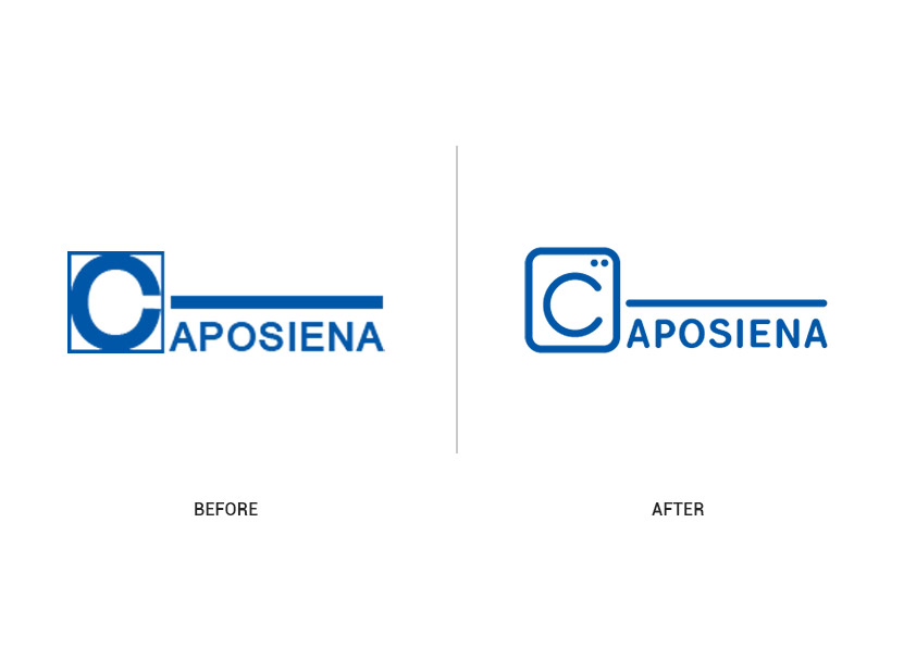 Caposiena Logo Refresh