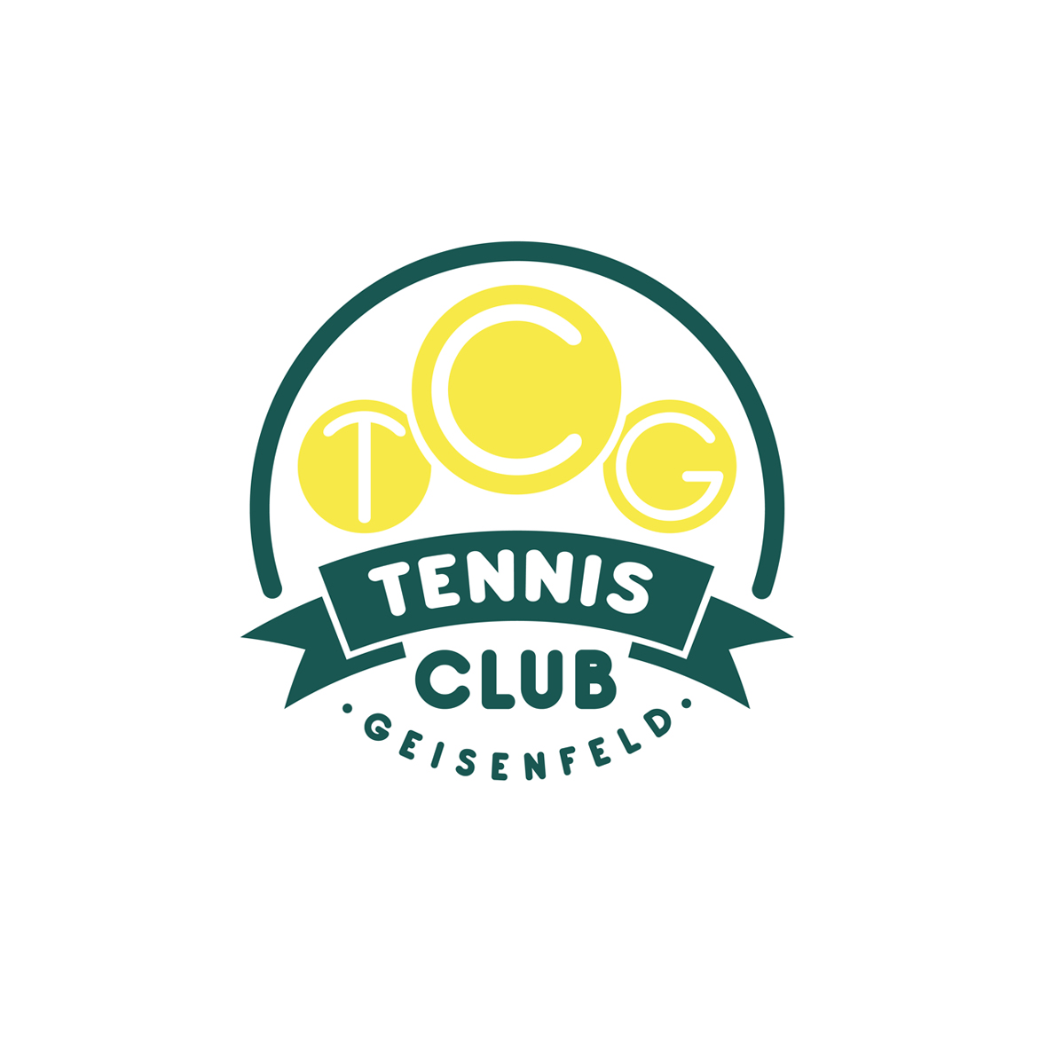 Tennis Club Logo Redesign