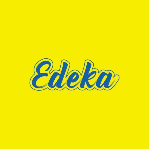 edeka concept logo restyle