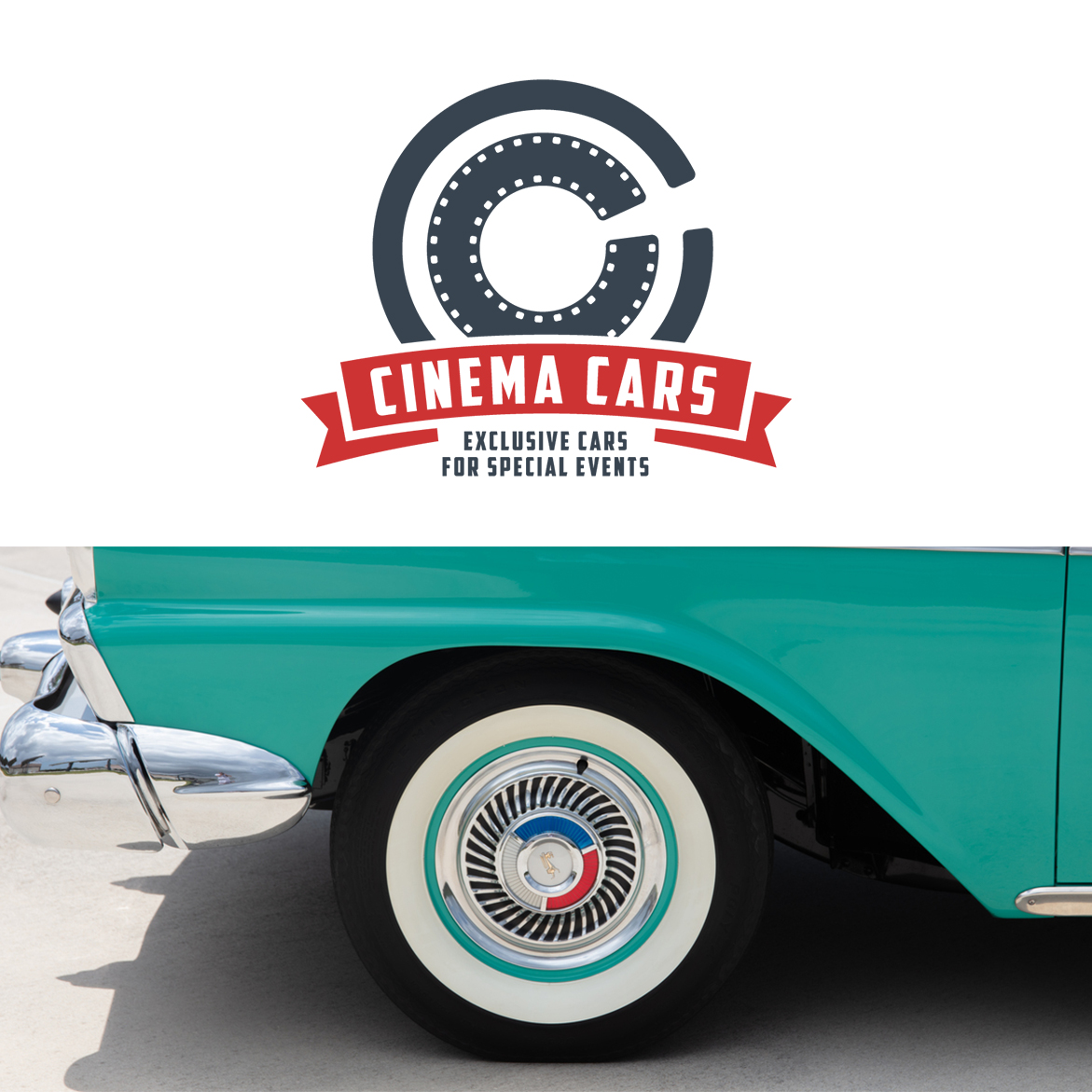 Cinema Cars Logo Design