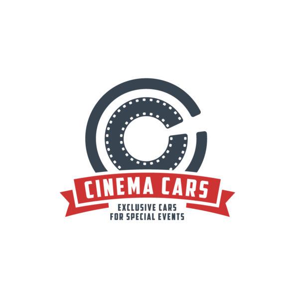 Cinema Cars Logo Design