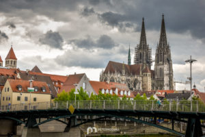 regensburg-St-Peter-Cathedral-bridge-cloudy