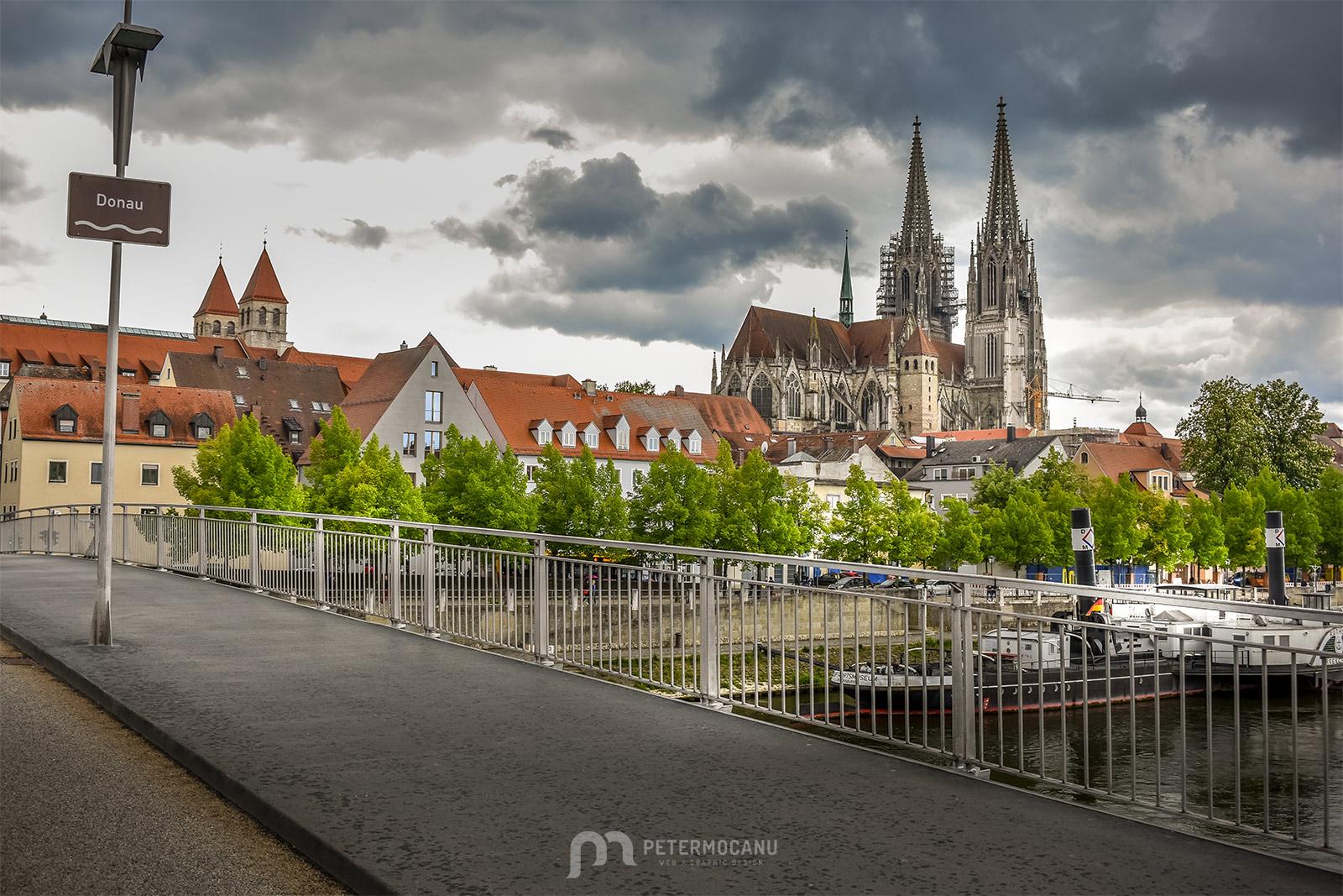 Regensburg St. Peter Cathedral
