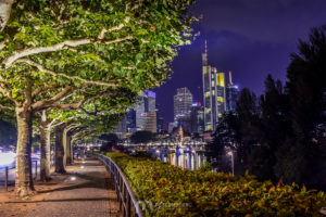 skyline-frankfurt-am-main-silhouette-skyscrapers-night-park