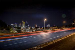 skyline-frankfurt-am-main-silhouette-skyscrapers-night-traffic-lighttrails